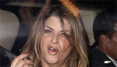 Patrick Swayze's widow hates Kirstie Alley, who claims he begged her to marry him