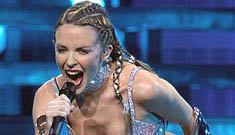 Kylie Minogue cuts concert short due to health problems