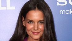 Is Katie Holmes planning to adopt a toddler girl because Suri is so 'lonely'?