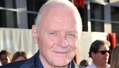 Anthony Hopkins on Oscar campaigns: 'Disgusting. Don't they have any self respect?'