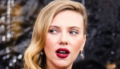Scarlett Johansson's new boyfriend is a French 'urban art'-scene hipster