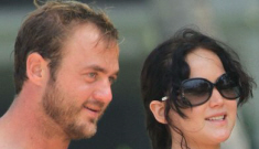 Jennifer Lawrence spent the holiday in a bikini, in Maui with her hot brother