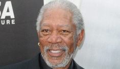 Morgan Freeman, 'the voice of God', does voice work for the Human Rights Campaign