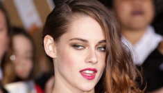 Will Kristen Stewart get a Golden Globe nomination for 'On the Road'?