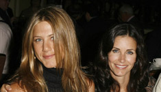 Jennifer Aniston to appear on Courteney Cox's crappy new show