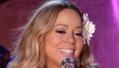 """It doesn't feel like Christmas until we're staring at Mariah Carey's tatas"" links"
