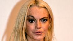 Lindsay Lohan's victim says LL is violently racist against the Roma community
