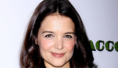 Katie Holmes at the 'Dead Accounts' afterparty: lovely & triumphant or fug?