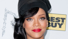 Rihanna straddles Chris Brown in a new Instagram photo, because of course