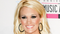 """Carrie Underwood cast as Maria in 'The Sound of   Music'?  Oh, hell no"" links"