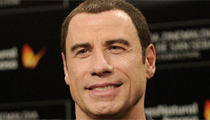 "John Travolta says he helped heal car crash victim with a Scientology ""assist"""