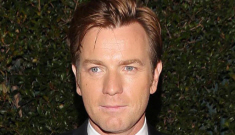 Ewan McGregor campaigns for his first Oscar nom: would you hit it?