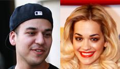 Rob Kardashian & Rita Ora split, he tweets she 'cheated with nearly 20 dudes'