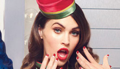Why is Megan Fox featured on the cover of Vanity Fair's 'Comedy Issue'?!