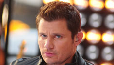Nick Lachey got into a fight at  a football game: not what you would expect?