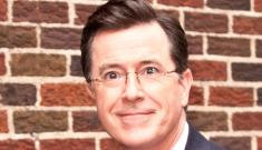 """Will Stephen Colbert be South Carolina's new junior senator?  For real"" links"