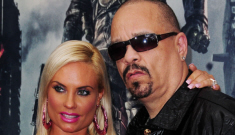 Coco takes 'inappropriate' photos with another rapper, Ice-T freaks out