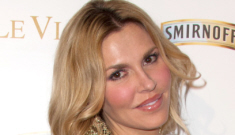 Brandi Glanville is having a non-cancerous tumor removed this week