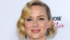 Naomi Watts in Zac Posen at 'The Impossible' premiere:   one of her best looks ever?