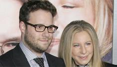 Seth Rogen & Barbra Streisand at 'The Guilt Trip' premiere: full of chemistry?