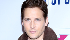 Does Peter Facinelli think Jennie Garth is 'meddling'   with his new relationship?