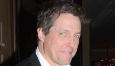 Jon Stewart calls Hugh Grant 'a big pain in the ass' & Hugh agrees with him
