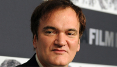 Quentin Tarantino: Violence in film didn't cause the Sandy Hook tragedy