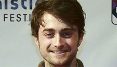 Enquirer: Daniel Radcliffe is boozing hard again, his friends want him in rehab