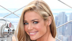 Denise Richards on caring for Charlie Sheen's twin boys: 'They're our family""