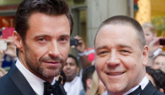 Hugh Jackman & Russell Crowe: who would you rather (for the holidays)?