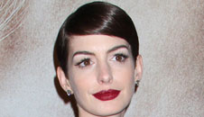 Anne Hathaway admits being a 'witch' to Adam Schulman while making 'Les Mis'