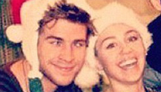 Liam Hemsworth & Miley tweet photos of his 'wedding' ring: are they married?