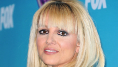 "Simon Cowell ""fired"" Britney Spears from 'The X-Factor' except not really"