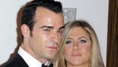 Justin Theroux 'manipulated' Jennifer Aniston into   dumping the Goddess Circle?