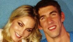 Michael Phelps broke up with his waitress/model girlfriend Megan Rossi