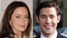 Emily Blunt and John Krasinski officially dating