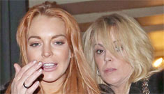 "Dina Lohan: ""Lindsay is messed up because her father is messed up"""