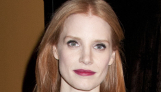 Jessica Chastain v. Rachel Weisz, who looked cuter at the NYFCC Awards?