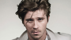 Garrett Hedlund is the kind of guy who recites his own poetry to Details Mag