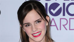 Emma Watson in Peter Pilotto at the People's Choice Awards: too weird or hot?