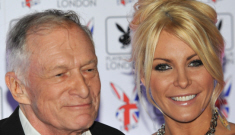 Golddigger Fail: Hugh Hefner has an iron-clad prenup & Crystal isn't in his will