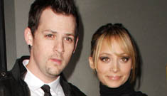 Are Nicole Richie and Joel Madden planning a move to Maryland?