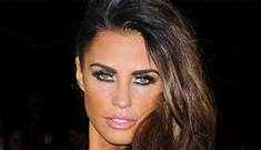 Katie Price is engaged again for the 5th time, this time to a stripper