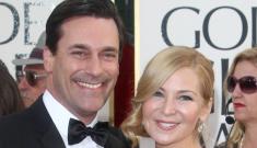Jon Hamm versus Ewan McGregor: who looked sexier at the Golden Globes?