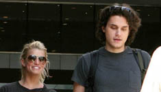 Is John Mayer just toying with Jessica Simpson?