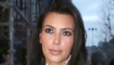 Kim Kardashian & Kanye want a 'commitment ceremomy' before her divorce