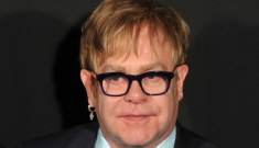 Elton John & David Furnish welcome son Elijah Joseph Daniel via surrogacy
