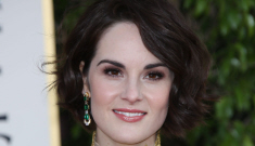 Is Michelle Dockery plotting her escape from 'Downton Abbey' after season 4?