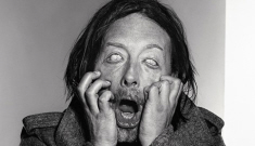 Thom Yorke covers Dazed & Confused, looks deranged: would you hit it?