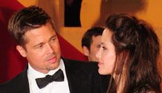 Angelina Jolie, Tina Fey, Kate Hudson talk 'Pregnancy Secrets'